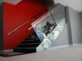 Barandilla de vidrio balcón balaustrada valla moderno de cristal