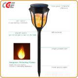 Vendita calda della fiamma di alta qualità 96 LED di prezzi di fabbrica dell'indicatore luminoso dell'indicatore luminoso solare solare della torcia