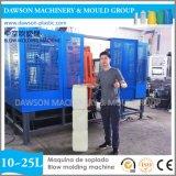 Machine en plastique de soufflage de corps creux d'extrusion de bidons de Jerry de gallons du HDPE pp