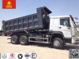 ベストセラーの二重車軸トラックのSinoトラックのダンプの価格ジブチ