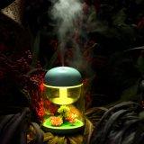 Увлажнитель USB подарка промотирования миниый ультразвуковой для света ночи 7 цветов