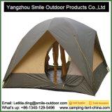 Tenda di campeggio professionale esterna della cupola di doppi strati