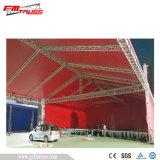 地上サポートトラス屋根、屋根のテントカバートラスシステム