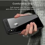 il telefono libero ultra sottile dell'armatura di caso di iPhone X mette il coperchio posteriore trasparente molle