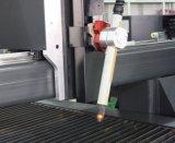 Ezletter a amélioré la machine de découpage en aluminium de flamme ou de gaz de plasma de commande numérique par ordinateur de feuille en métal de portique (EZLETTER MP1325)