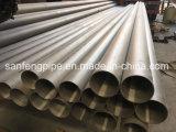 De Sanitaire tri-Vastgeklemde Metalen kap van het roestvrij staal