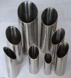 고품질 용접한 스테인리스는 배관한다 (201 202 304 304L 316 316L)