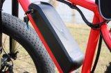 2018最も新しい1000W 1500Wのリチウム電池の電気脂肪質のタイヤのバイク