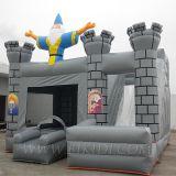 Castillos de salto, tema Combos, diapositiva combinada (B3011) del mago