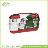 Casella del pronto soccorso di promozione di emergenza medica di EVA