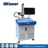prezzo di plastica della macchina della marcatura del laser della fibra di 20W 50W