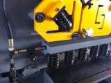 Q35y 유압 결합된 구멍을 뚫는 깎는 구부리는 절단기