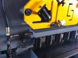 Máquina de estaca de dobra de corte de perfuração combinada hidráulica de Q35y