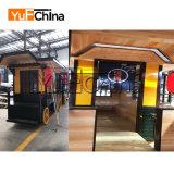 Новая тележка торгового автомата еды улицы высокого качества конструкции