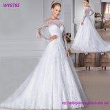 Vestito da cerimonia nuziale poco costoso dell'abito della sposa 2017 USD di sotto 100