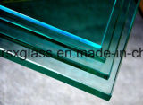 Glace Tempered en verre 4mm Rongshunxiang de construction