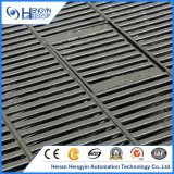 Roheisen-Fußboden-Eisen-Latte-Fußboden mit niedrigem Preis