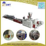 Machine d'expulsion en plastique de marbre d'imitation de bande/bord de Faux décoratif de PVC