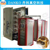 Bathroom Accessories를 위한 꼭지 Titanium Coating Machine 또는 Titanium Nitride PVD Coating Equipment
