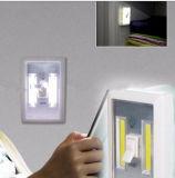 지능적인 옥수수 속 LED 건전지 무선 스위치 벽 전등 스위치