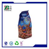 Sacchetto laminato plastica per l'imballaggio per alimenti