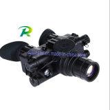 Casi anteojos de la visión nocturna Gen3/binocular con la salida ajustable D-G3071 del ocular y video (con la lente 1X)