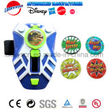 Wrist Shooter with EVA Disc Plastic Toy for Kid Promotion