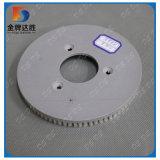Escova de disco de tamanho grande para o polimento da Máquina