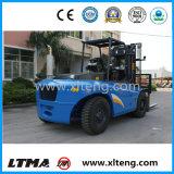 Exportación caliente de China carretilla elevadora diesel de 12 toneladas