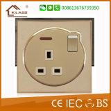 Soquete de parede China do USB de Manufacutre da alta qualidade