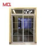 Deur van het Glas van de Deur UPVC/PVC van het balkon de Glijdende