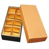 ボール紙の挿入が付いているチョコレートおよびキャンデーのペーパー包装ボックス