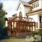 高品質の庭の温室かガラス温室の温室または日曜日部屋