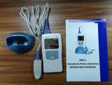 LED表示の、可聴周波および視覚アラームが付いている病院指の指先のパルスの酸化濃度計