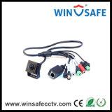 macchina fotografica del CCTV del IP nascosta alloggiamento della lega di alluminio di 1.4MP 32GB