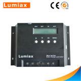 controlador solar do sistema de energia 40A com LCD