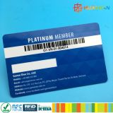 S 2KのスマートカードとCYMKの印刷PVC RFID MIFARE