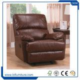Современный дизайн кожаный диван в гостиной с помощью деревянном основании диван китайской мебели