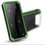 De draagbare Mobiele Lader 20000mAh van de Bank van de ZonneMacht met LEIDEN Flitslicht