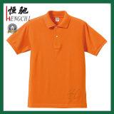 Chemises de sport courantes personnalisées de polo pour des les deux sexe