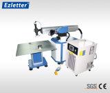 Canal de 3D innovant Ezletter Lettre à plat en acier inoxydable et acier galvanisé machine à souder au laser (EZ LW220)