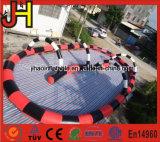 Trilha de raça inflável ao ar livre de Zorb para o parque de diversões