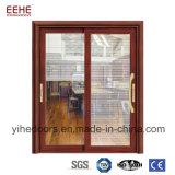 Двери жалюзиего кухни дверь алюминиевой стеклянная в высоком качестве