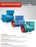 alternatore senza spazzola marino del generatore industriale di CA 10kw/12.5kVA (8-400kW)