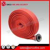 Mangueira de incêndio industrial da mangueira de incêndio vermelho