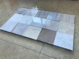 Comitato di alluminio di marmo grigio leggero di memoria di favo per il comitato esterno