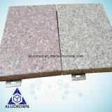 아름다운 돌 곡물 외벽을%s 알루미늄 클래딩 위원회