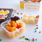 Doos van de Lunch Bento van de Container van het voedsel de Plastic met Vork 20030