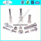 Части металла CNC точности Hight нештатные подвергая механической обработке поворачивая