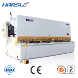 De hydraulische Scherende Machine van de Plaat van het Staal van de Scherpe Machine van de Plaat van het Metaal